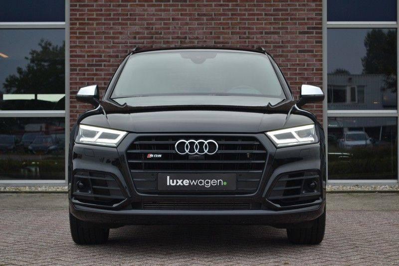 Audi SQ5 3.0 BiTDI 347pk quattro Trekh ACC HUD m-LED Topview Black-Opt afbeelding 7
