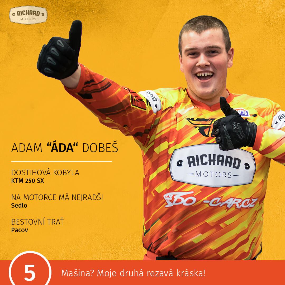 "Adam ""Ada"" Dobeš"
