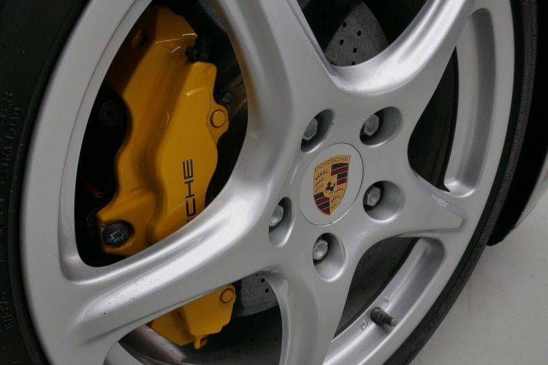 Porsche 911 Cabrio 3.8 Carrera S Keramisch - Sport chrono afbeelding 21