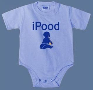 iPood Baby Grow