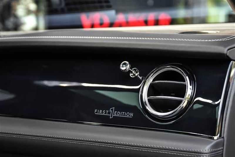 Bentley Bentayga V8 FIRST EDITION MULLINER+BLACKLINE+MASSAGE afbeelding 24