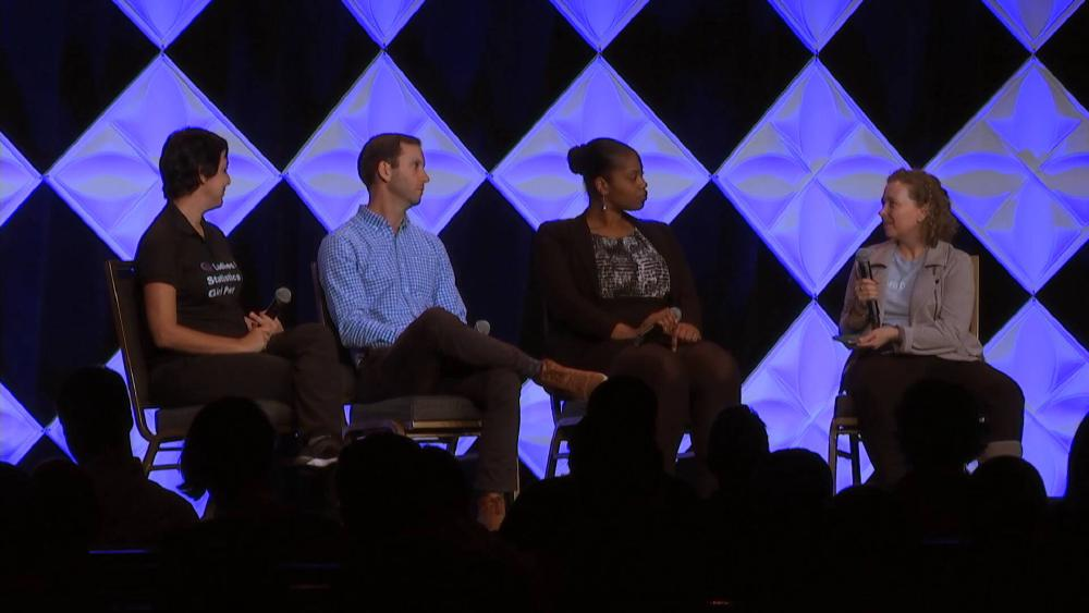 Panel: Career Advice for Data Scientists