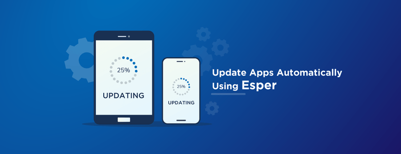 Automatically Update Apps on Shelved Devices