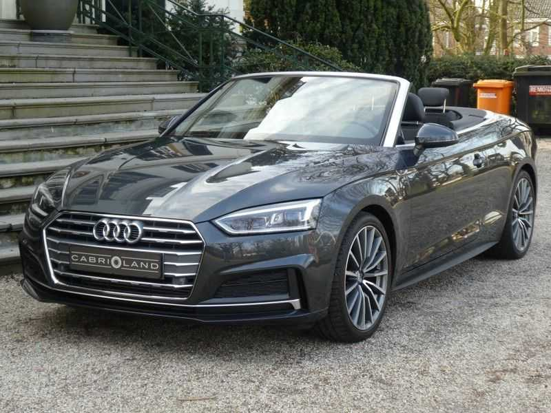 Audi A5 Cabriolet 2.0 TFSI S-Line afbeelding 15