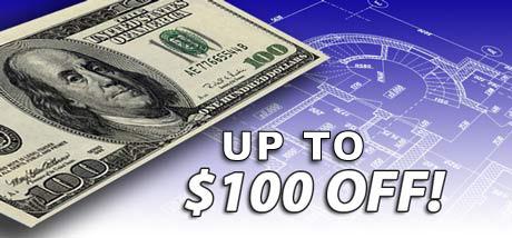 $100 Offer