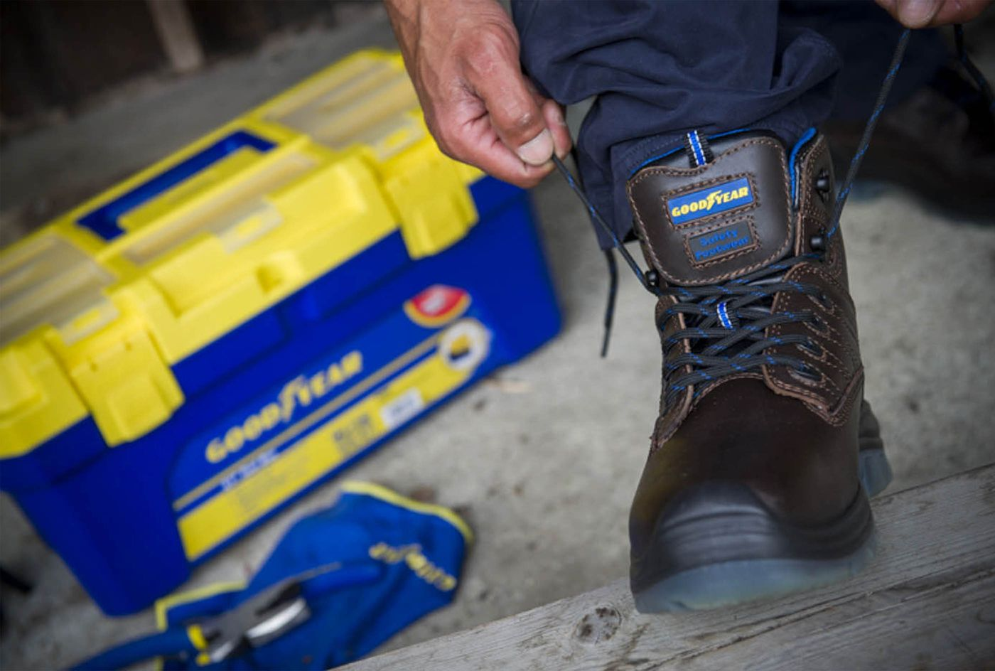 Goodyear Footwear Collection