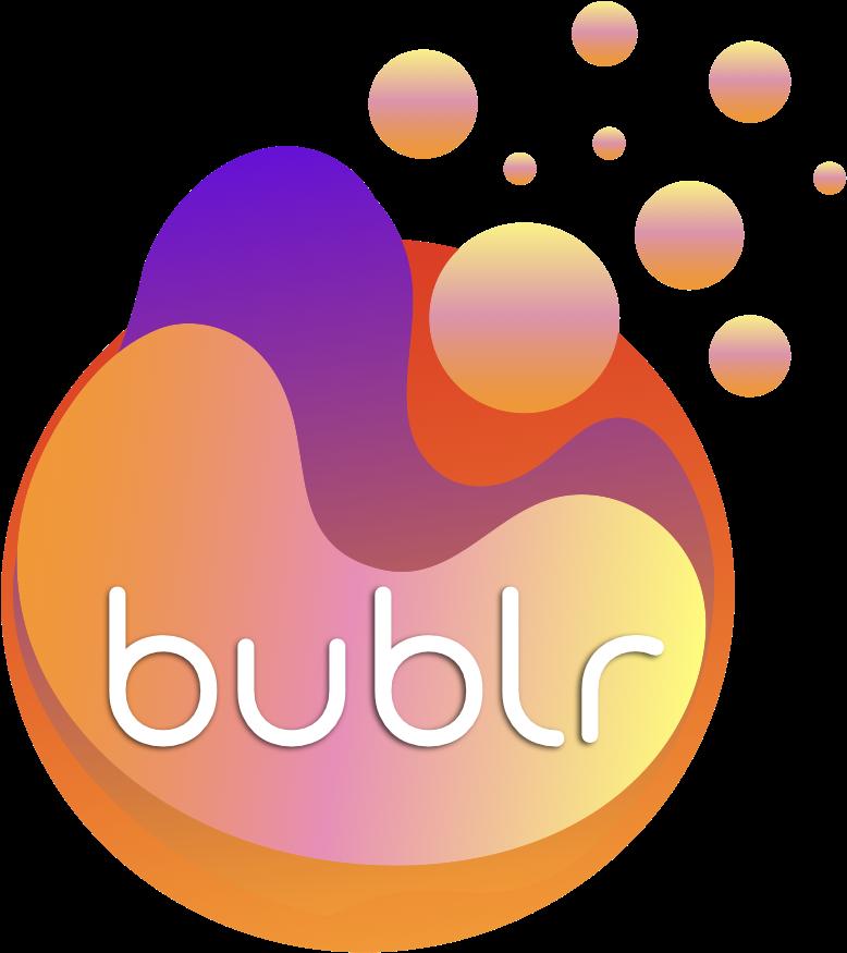 bublr.io Logo