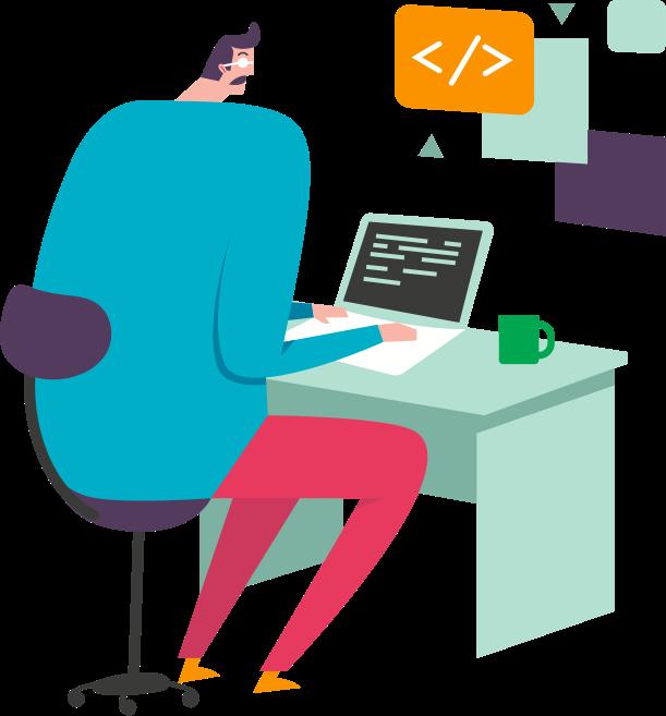 web-dev illustration
