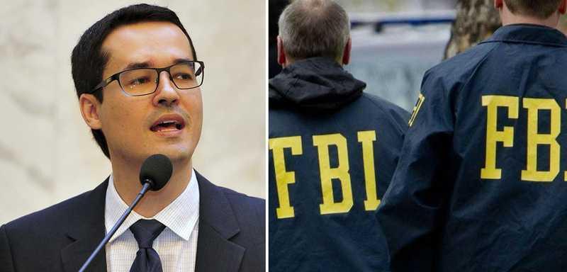 Deltan que ama o FBI que odeia a PGR