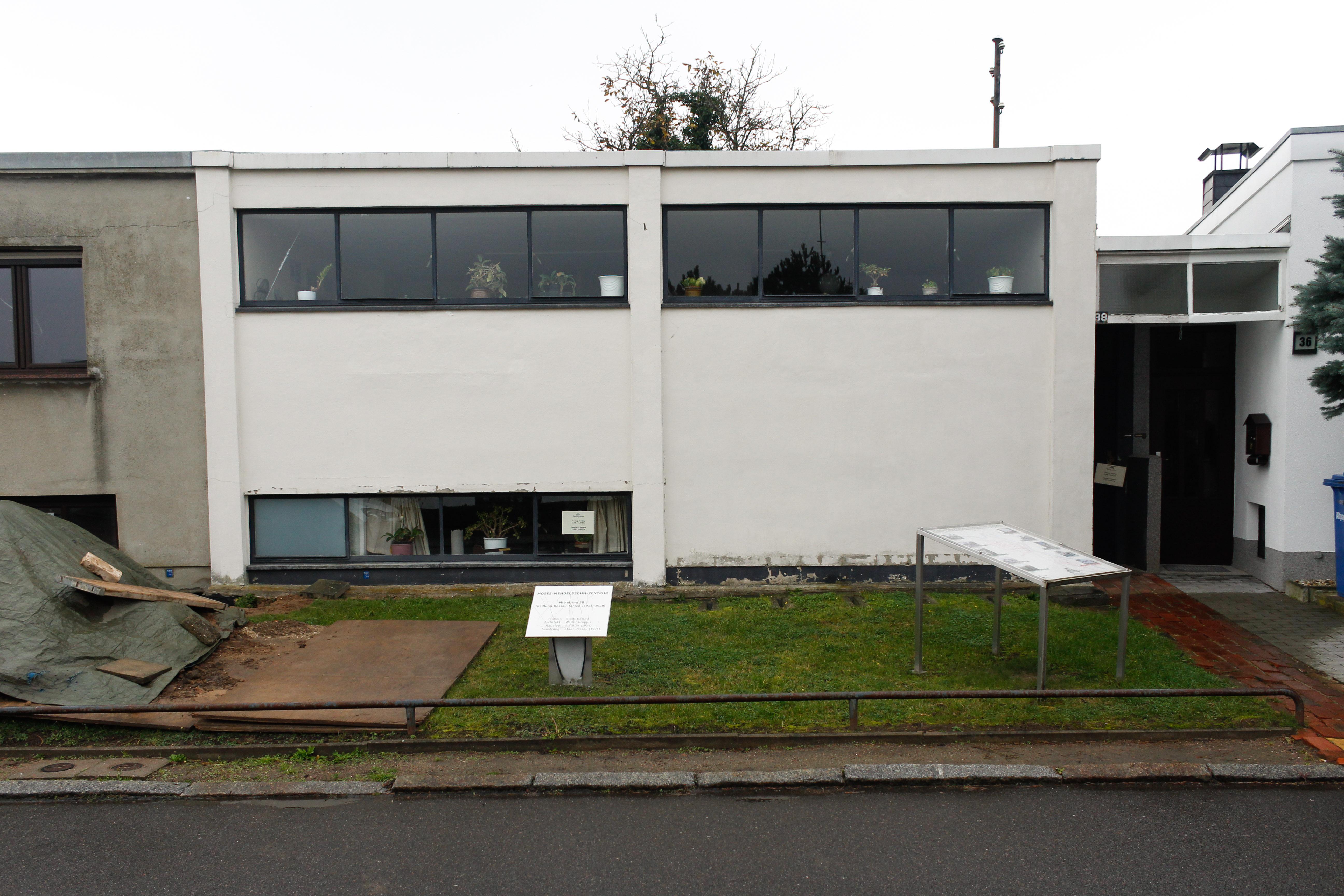 Dessau House 1