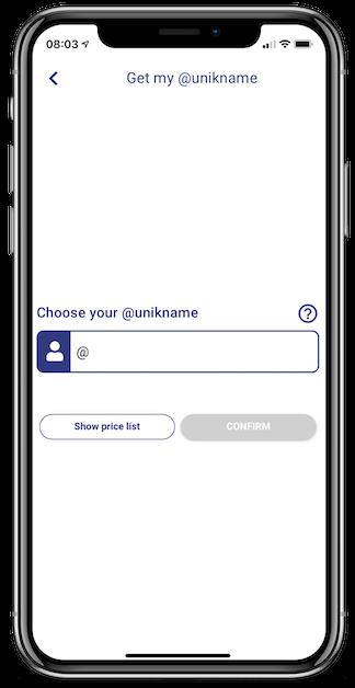 create-unikname