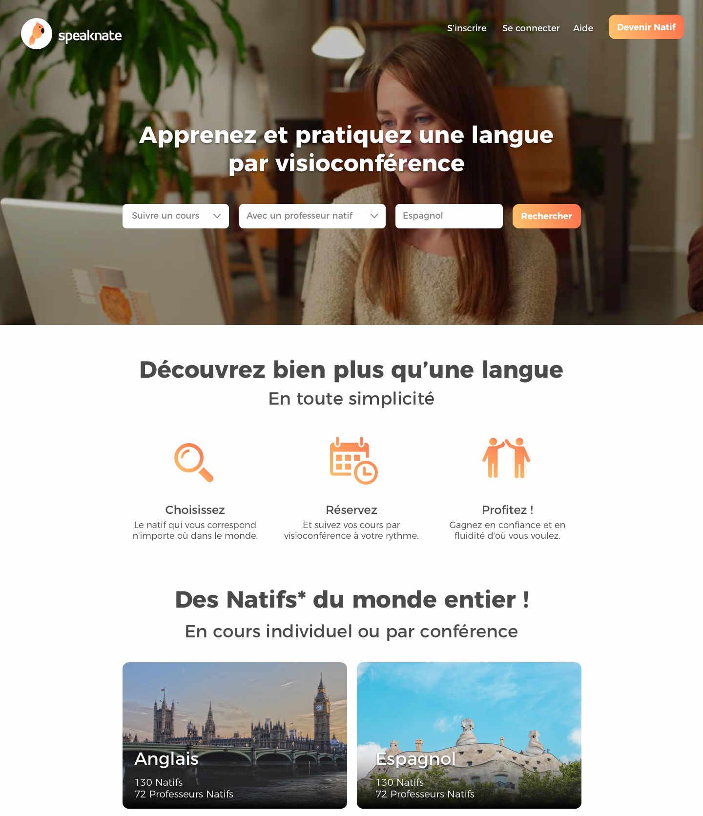Speaknate.com
