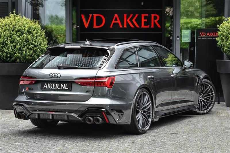 Audi RS6 RS6R ABT LIMITED 1/125 (740 PK / 920 NM) NP.305K afbeelding 2