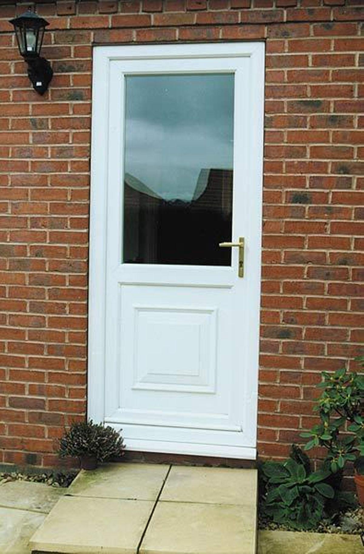 Panel door photo