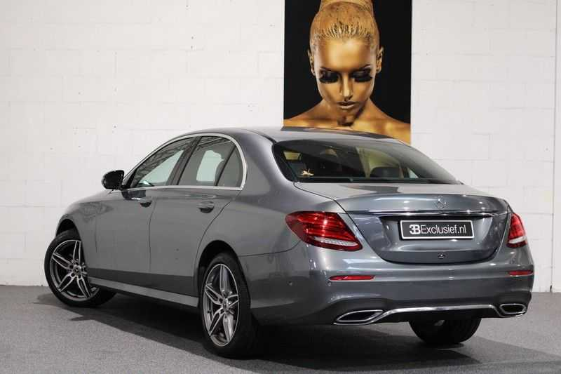 Mercedes-Benz E-Klasse 220 d Business Solution AMG Plus Upgrade Edition afbeelding 24
