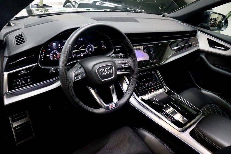 Audi Q8 55 TFSI Quattro Pro Line S High End B&O PANO  VOL BLACK afbeelding 9