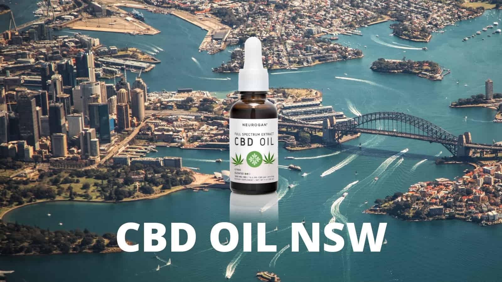 Is CBD Oil Legal in NSW?