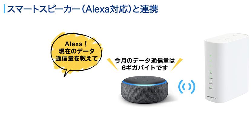 Home02はAlexa対応
