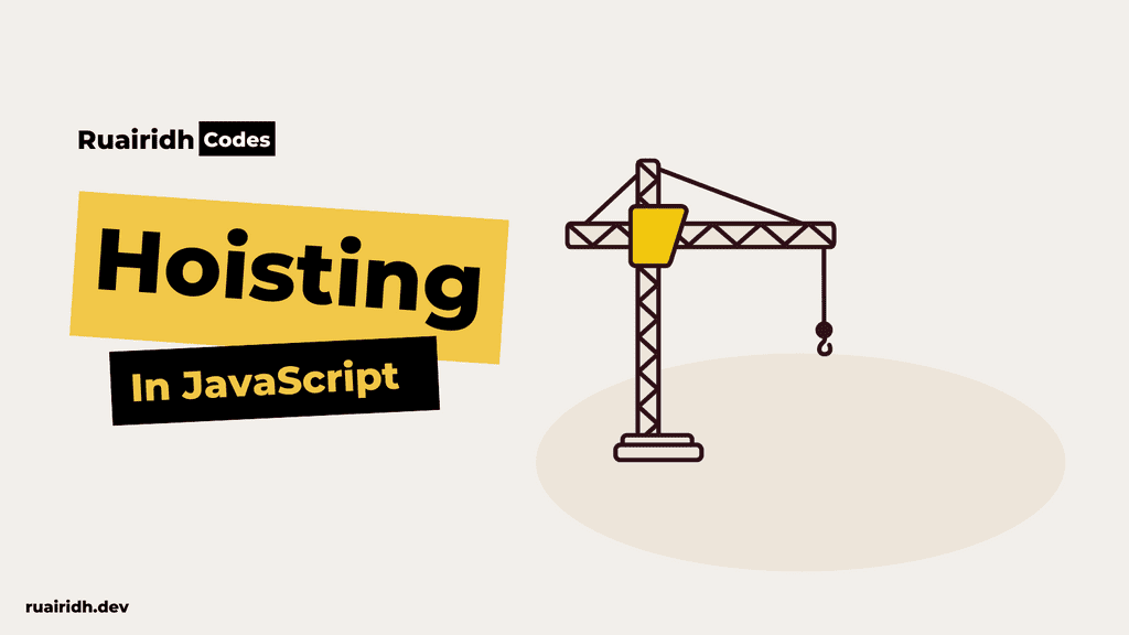 Hoisting in Javascript