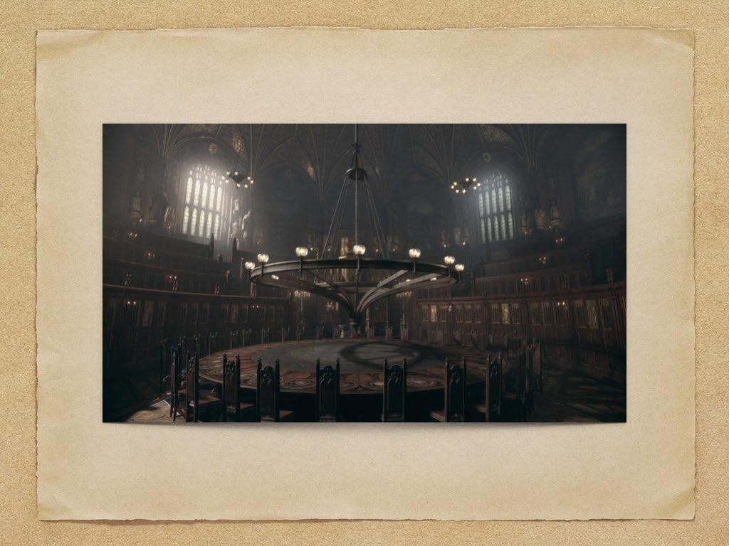 Bea Arthur `vs` Knights of the Round Table | Miriam Suzanne