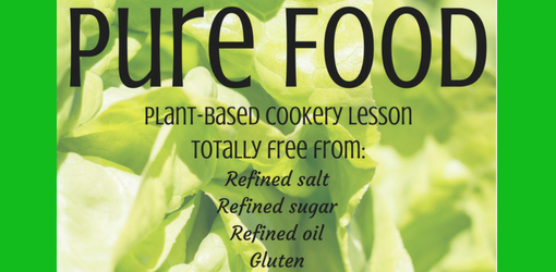 Pure Food poster