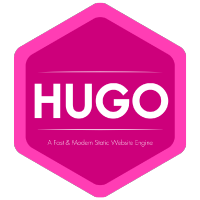 Logo for hugo