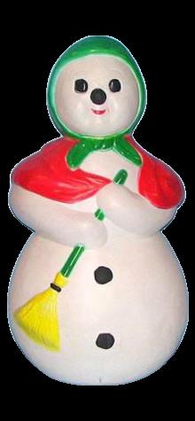 Snowlady photo