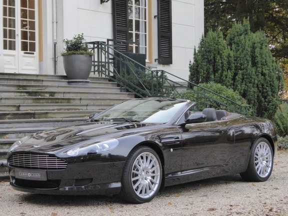 Aston Martin DB9 Volante 5.9 V12 Touchtronic
