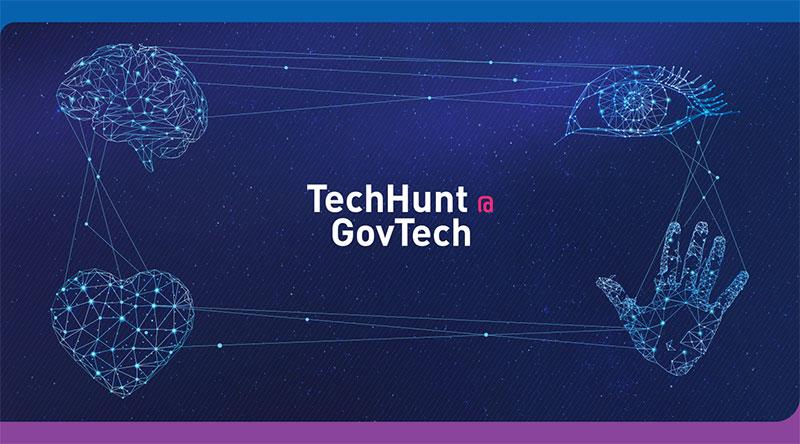 TechHunt banner