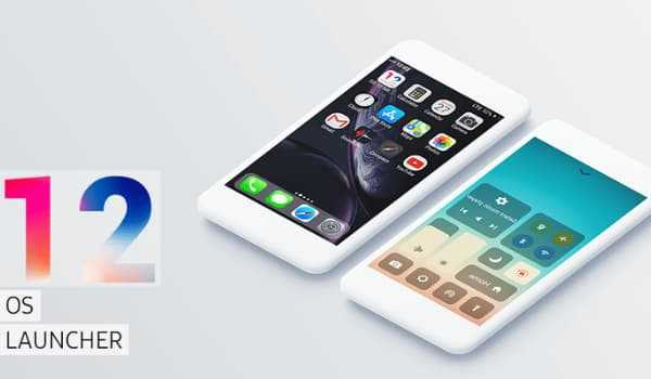 best iPhone Launcher for android