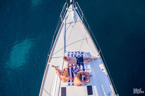 Turkey Sailing, Turkey Relaxation
