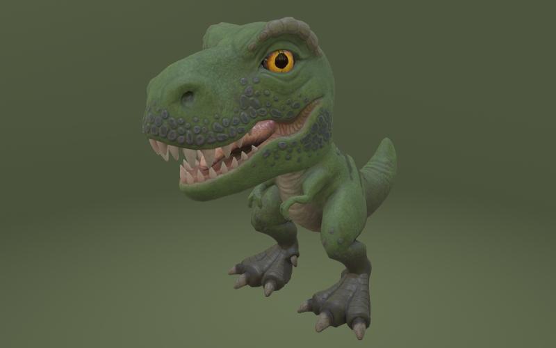 Chibi Rex