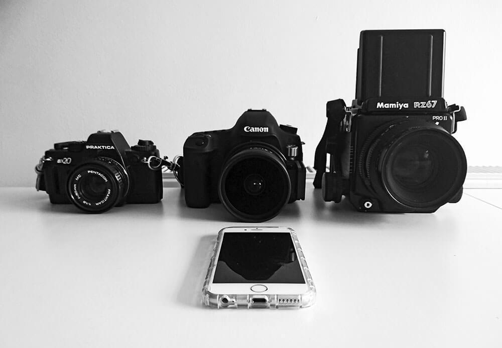 Photography, University & Me