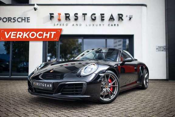 Porsche 911 Cabrio 3.0 Carrera 4S *Bose / Sport Chrono / PDLS+ / PDCC*