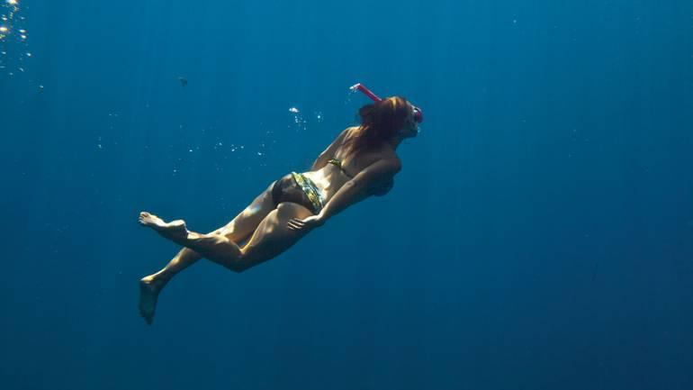 Underwater exploration with luxury yacht rental in Turkey