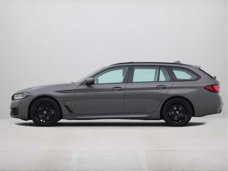 BMW 5 Serie Touring 520i High Executive M-Sport Automaat afbeelding 11