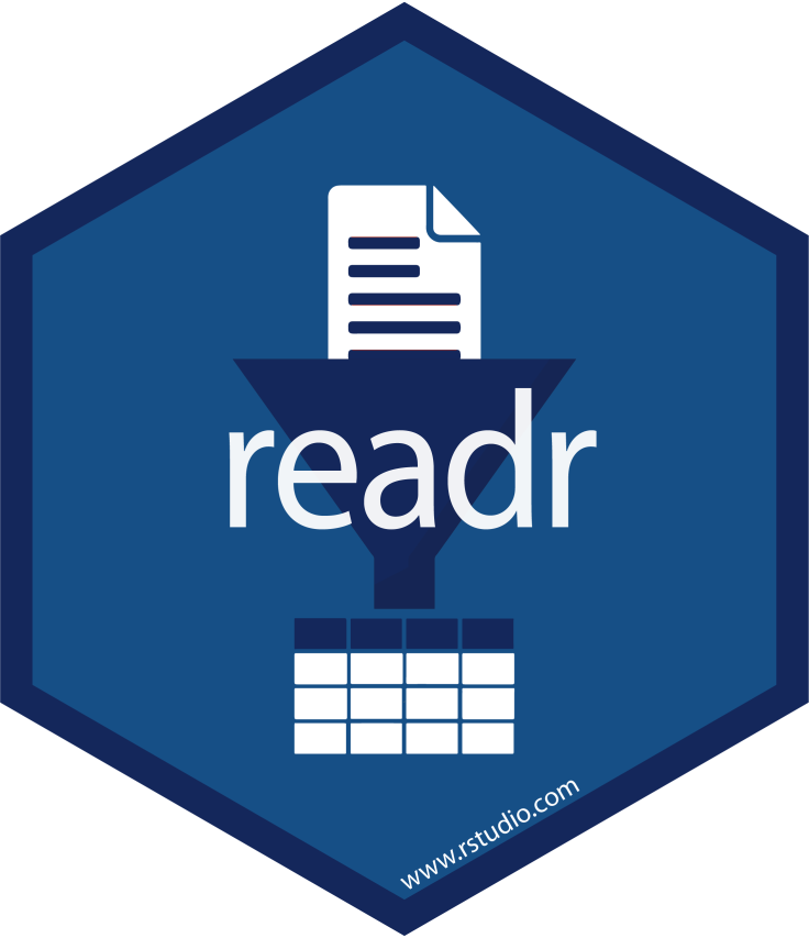 readr hex sticker