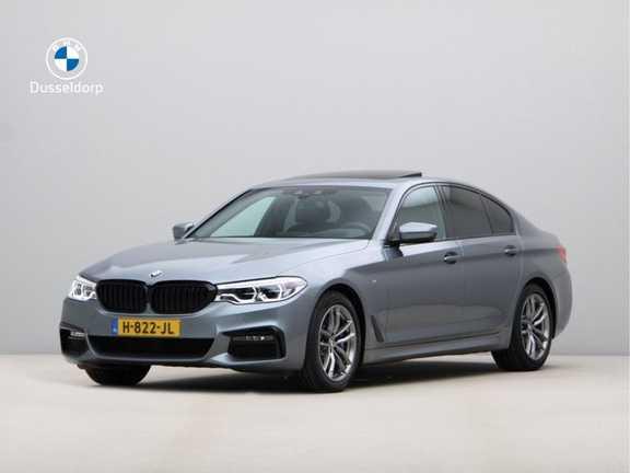 BMW 5 Serie 530i Aut. High Exe M-Sport