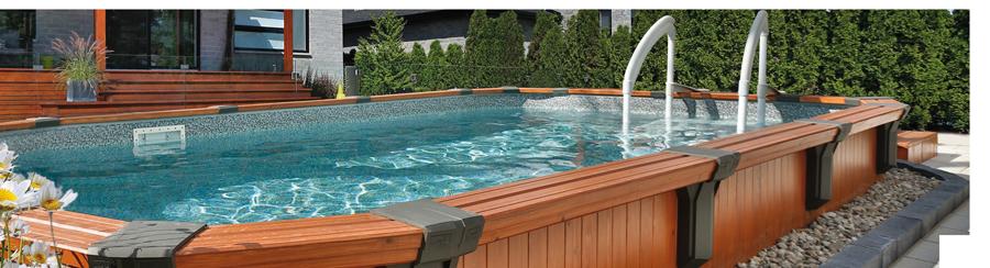 Ouverture piscine hors terre