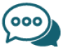 live chat counseling icon