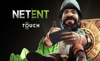 NetEnt Spieleanbieter Mobile spielbar durch NetEnt Touch Engine