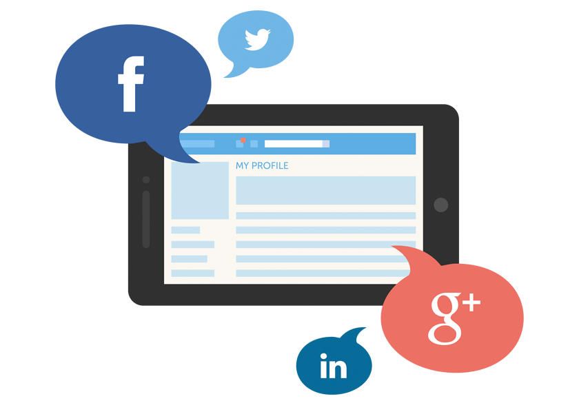 How to write the best social media profile