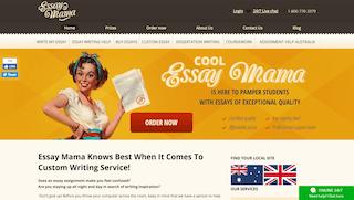 essaymama.com main page