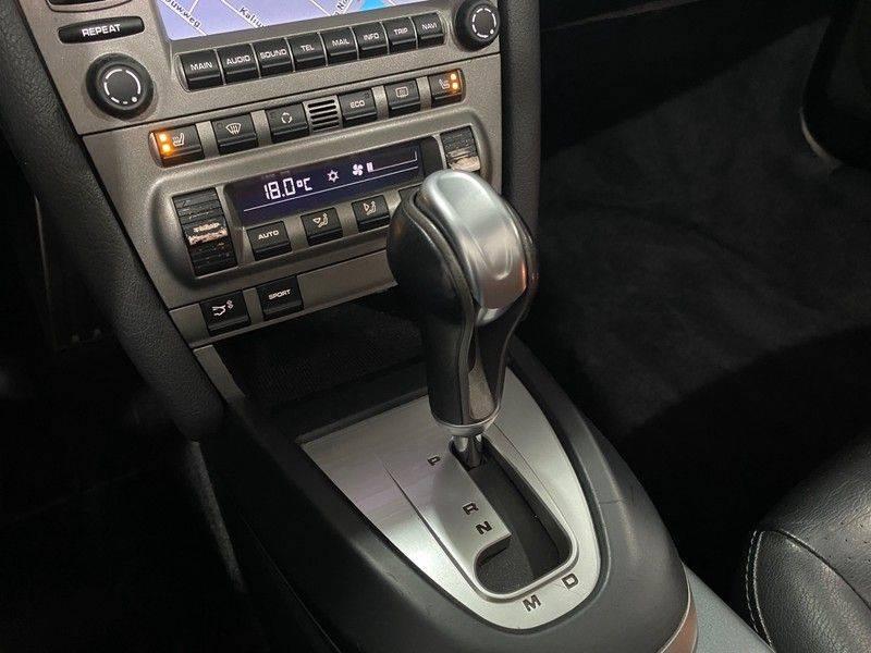 Porsche 911 Cabrio 3.6 Carrera Bose / Navi / Xenon afbeelding 17