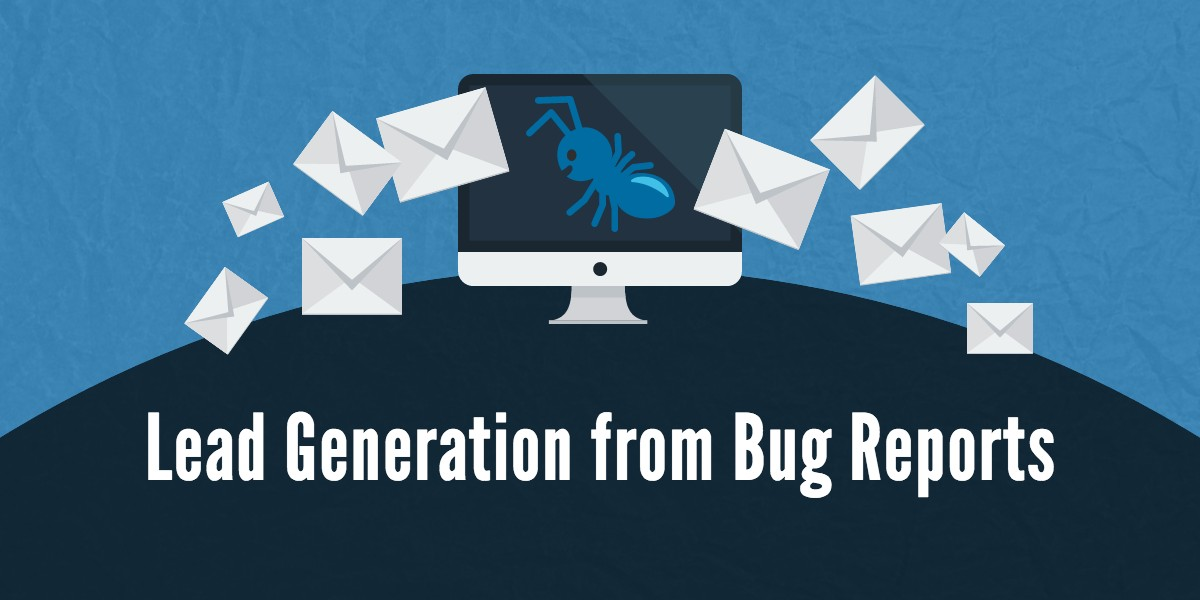 Lead Generation from Bug Reports