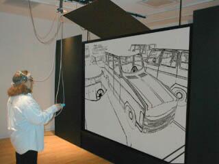 VR Portal installation at Northwestern University