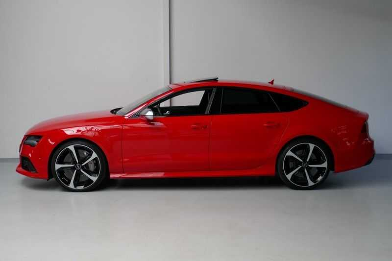 Audi RS7 Sportback A7 4.0 TFSI quattro Pro Line plus B&O - Ceramic brakes afbeelding 9