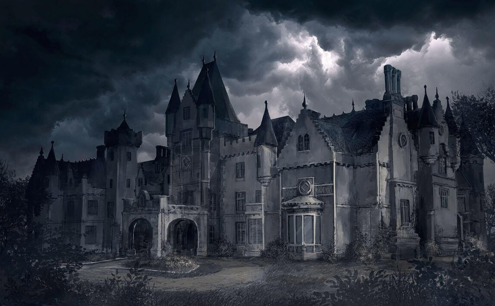 5 Gothic Novels That Feature Moody Houses and Haunted Heroines