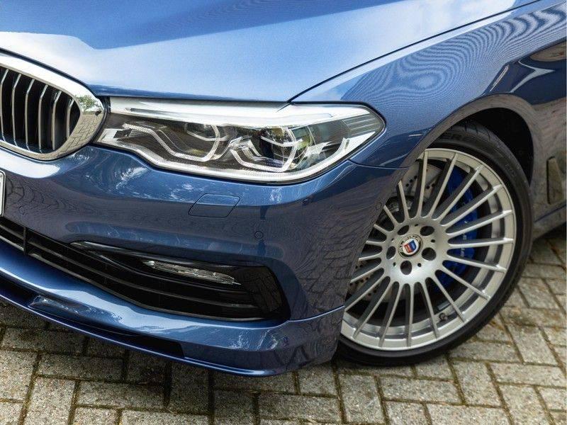 BMW 5 Serie ALPINA B5 Bi-Turbo - Sperre - Sport Brakes - Night Vision afbeelding 8