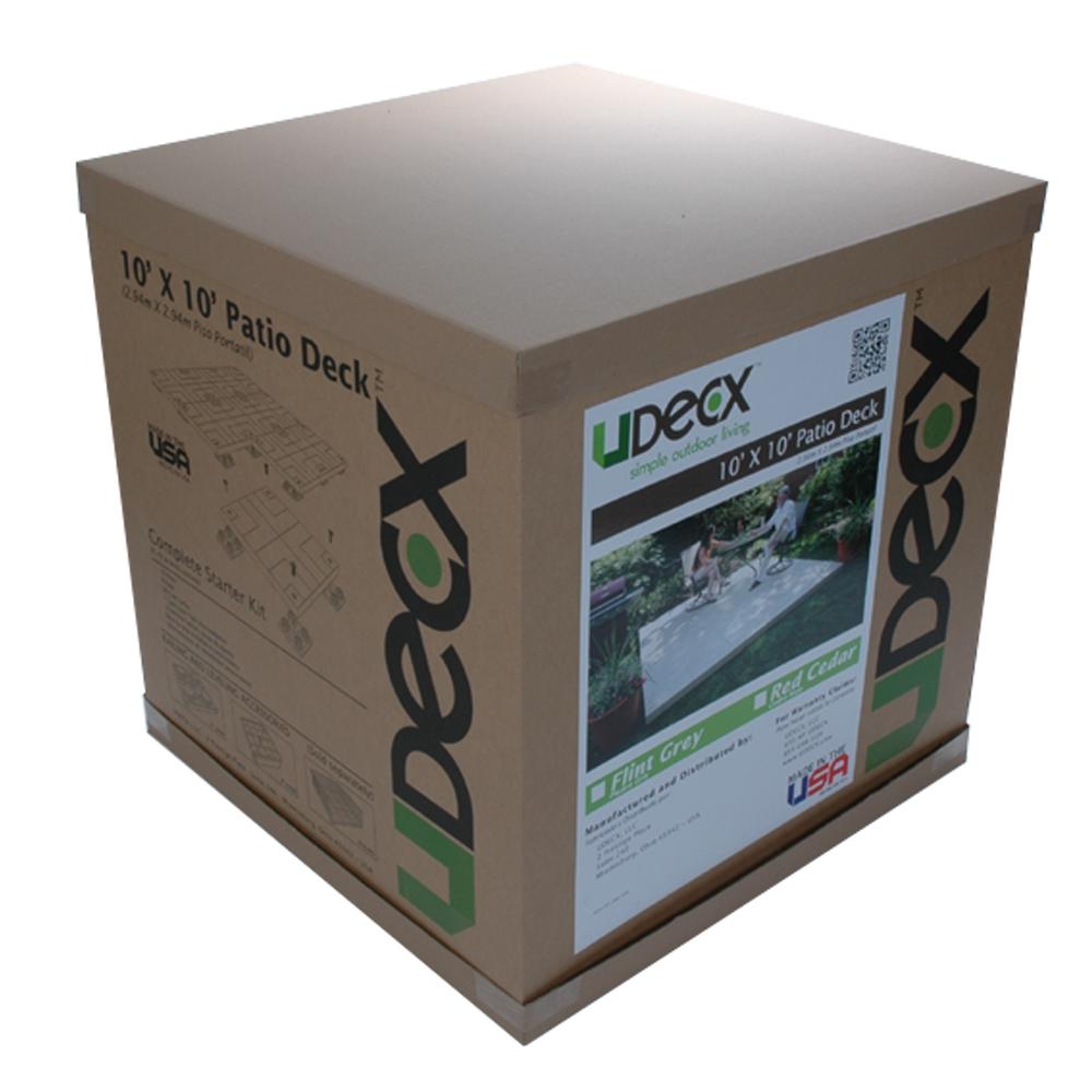 UDECX Starter Kit Package